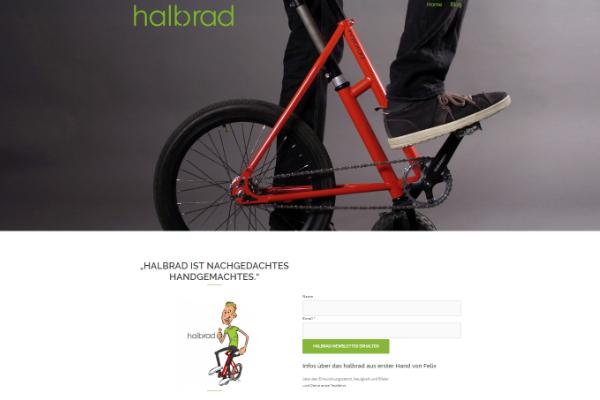 halbrad-Portfolio